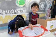 الانتخابات البلدية للأطفال بأكودة عرس انتخابي و درس في الديمقراطية