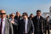 روني الطرابلسي يؤدي زيارة عمل إلى ولاية قابس ويعلن بلدية الزارات سياحية