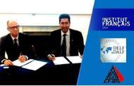 إبرام اتفاقية شراكة بين المدرسة الوطنية للمهندسين بصفاقس والمعهد الفرنسي بصفاقس