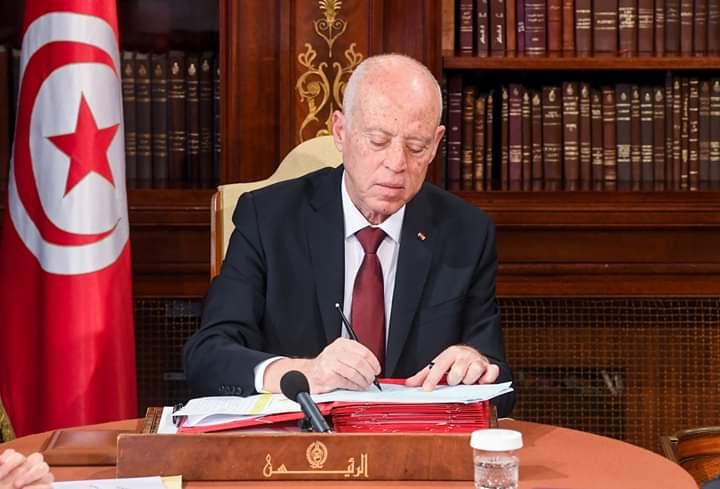 رئيس الجمهورية يوجه إلى الأحزاب والائتلافات والكتل البرلمانيّة الكتاب التالي..