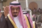 العاهل السعودي يؤكد موقف المملكة الثابت من القضية الفلسطينية