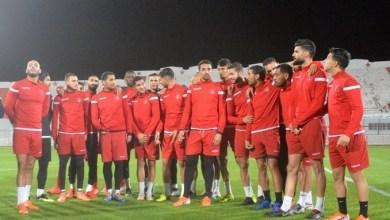 Photo of يغيب عنها 5 لاعبين.. 20 لاعبا في رحلة النجم إلى المغرب