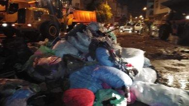 Photo of حملة ناجحة على الإنتصاب الفوضوي بأريانة وحجز 25 طن من الملابس والاحذية المستعملة