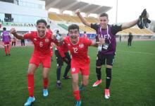 Photo of كأس العرب للأواسط.. تونس تبلغ المربّع الذهبي