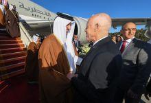 Photo of تونس تستقبل بحفاوة صاحب السمو الشيخ تميم بن حمد آل ثاني أمير دولة قطر