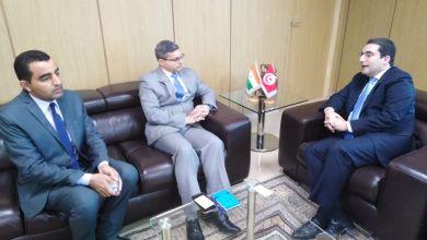 Photo of علاقات ثنائية متميزة وأفق رحبة للإستثمار والشراكة بين تونس والهند