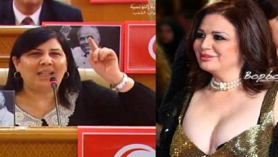 Photo of الفنانة المصرية الهام شاهين: عبير موسى أعظم برلمانية في الوطن العربي كله