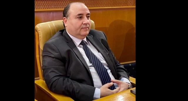 النائب مبروك الخشناوي: من بيته من زجاج لا يرمي غيره بالحجارة - جريدة الحرية  التونسية