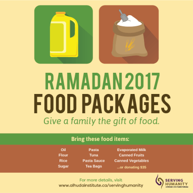 Ramadan Food Packages