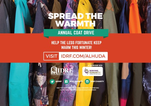 5th Annual Winter Coat Drive