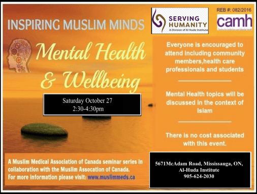 Mental Health and Well-Being