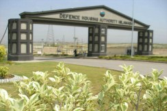 10 Marla Plot for sale in Sector A DhA-II