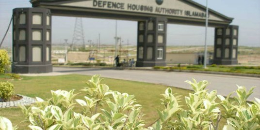 5 Marla Plot is available for sale in DHA-II Islamabad
