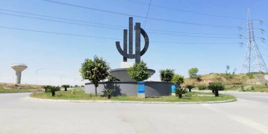 6 Marla Commercial PLOT in DHA Phase 5 Islamabad