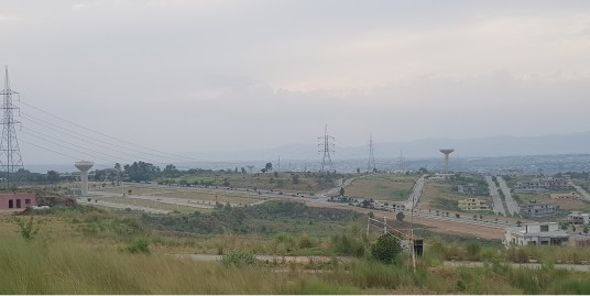 500 sq.yards Plot in Sector G, DHA Phase 5 Islamabad