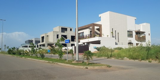 500 sq.yards Plot in Sector B, DHA Phase 5 Islamabad