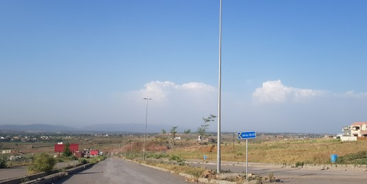 500 sq.yards Pair Plot in Sector C, DHA Phase 5 Islamabad