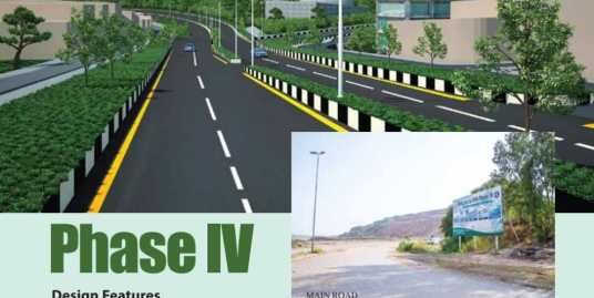 500 Sq yards Plot in DHA Phase IV Islamabad