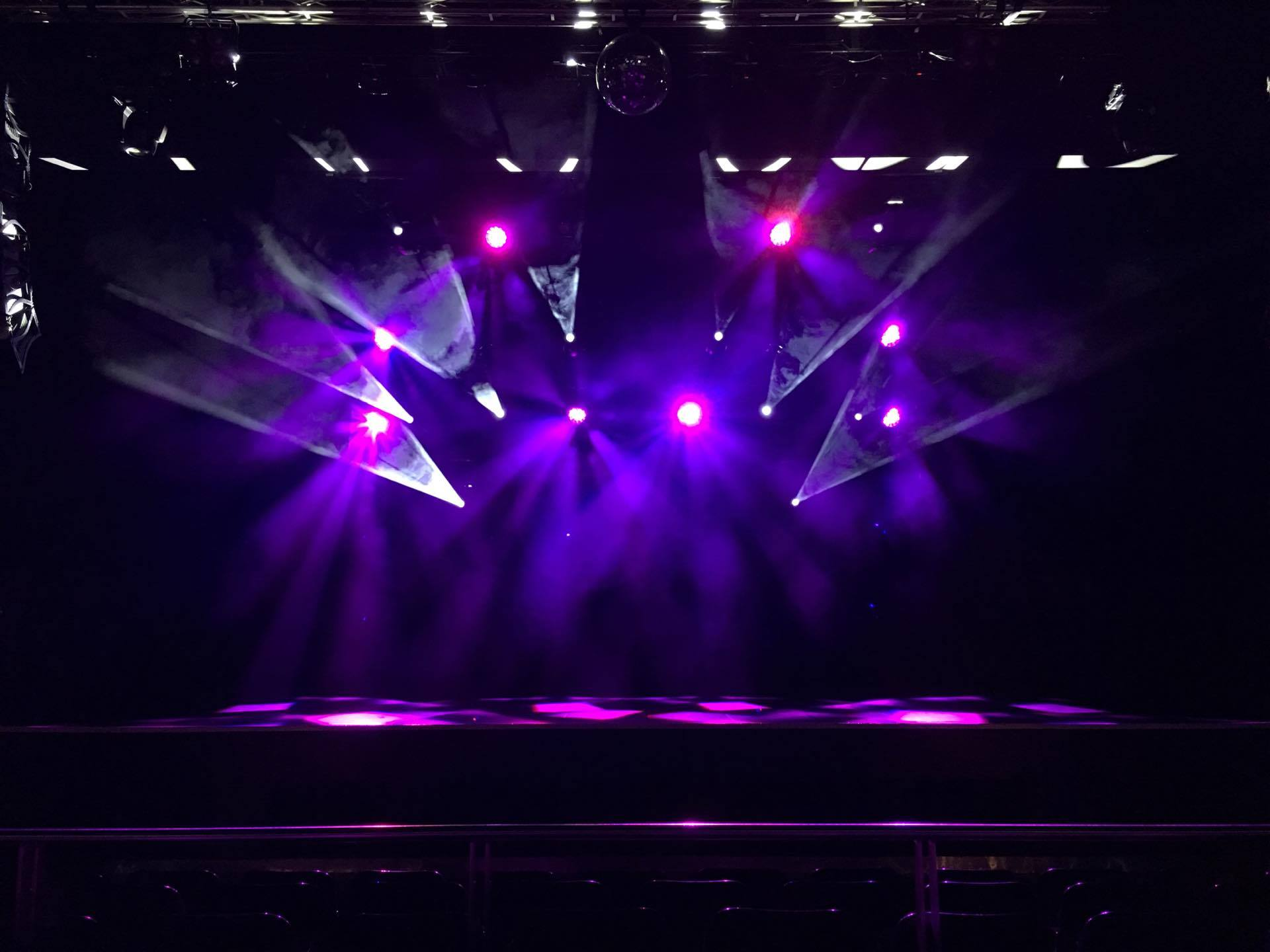 panthers penrith upgrade evan theatre with show technology. Black Bedroom Furniture Sets. Home Design Ideas