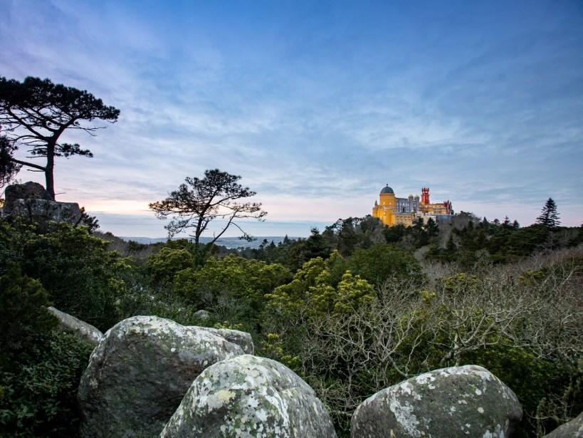 """Parques de Sintra nominada a la """"Mejor empresa del mundo en conservación"""" en los World Travel Awards 2020"""