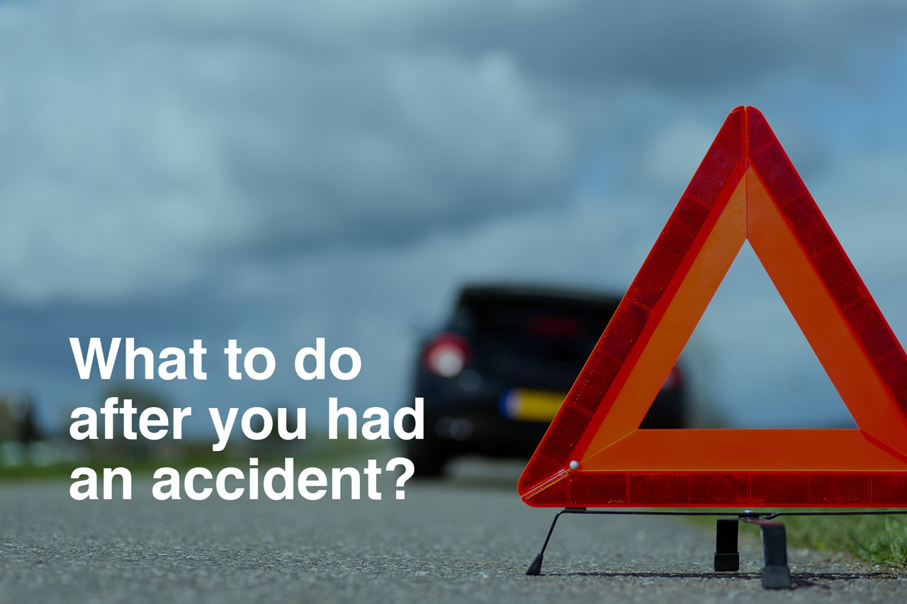 What To Do After Accident