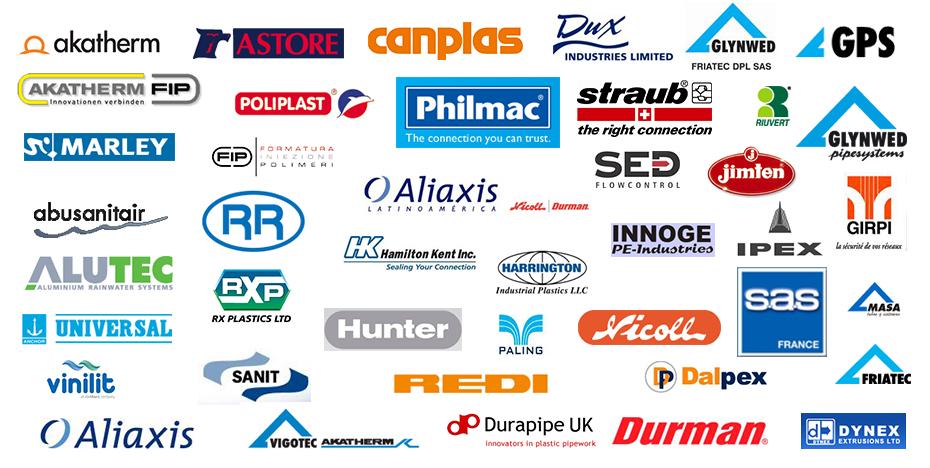 aliaxis-company-logos