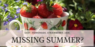 The Perfect Heartfelt Gift: Homemade Strawberry Jam