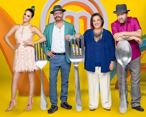 Masterchef Junior Mexico- Gastronomy show - Alibi Films