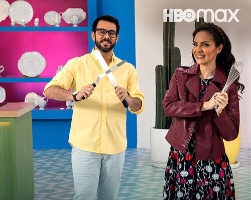 The Great Baker – Bake Off Mexico - original Mexican production, eight episodes of this competition between famous artists, who seek to show their baking skills to the world.