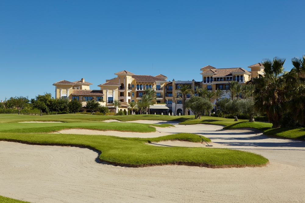 Mar Menor golf gallery