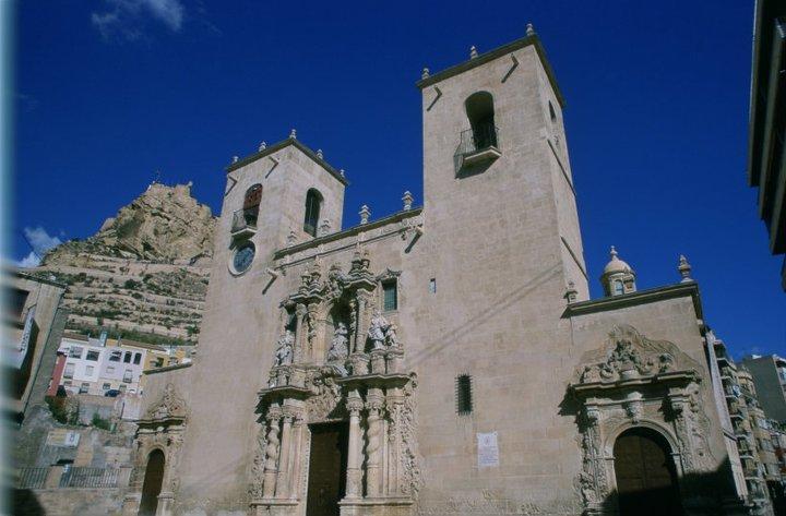 Basílica de Santa María-Alicante
