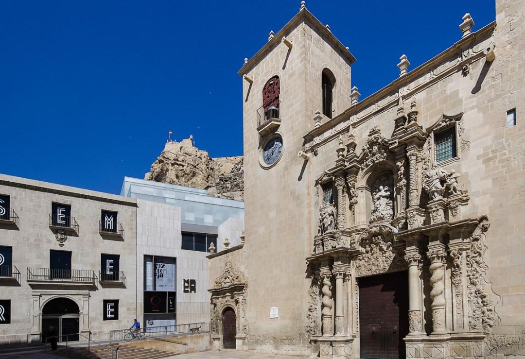 Basílica de Santa María - ALICANTE City & Experience