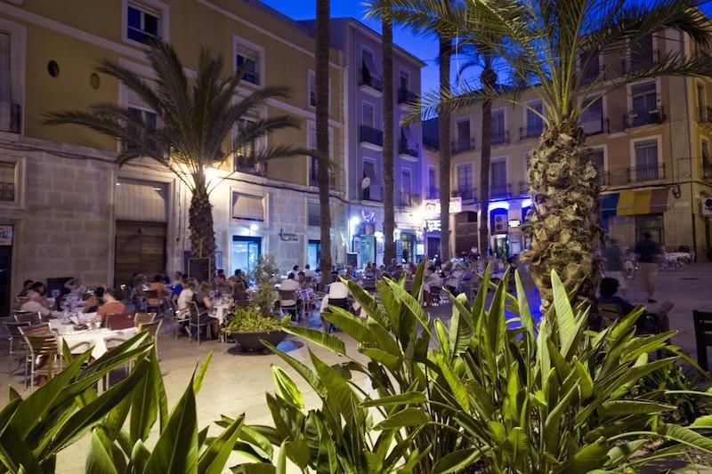 Alicante Restaurants City Centre