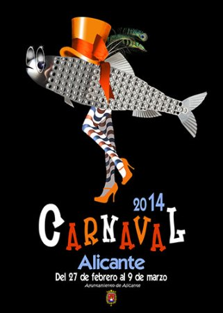 Carnaval 2014, Alicante
