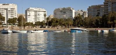 Playa de la Almadraba en Alicante (1)