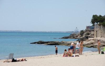 Albufereta beach