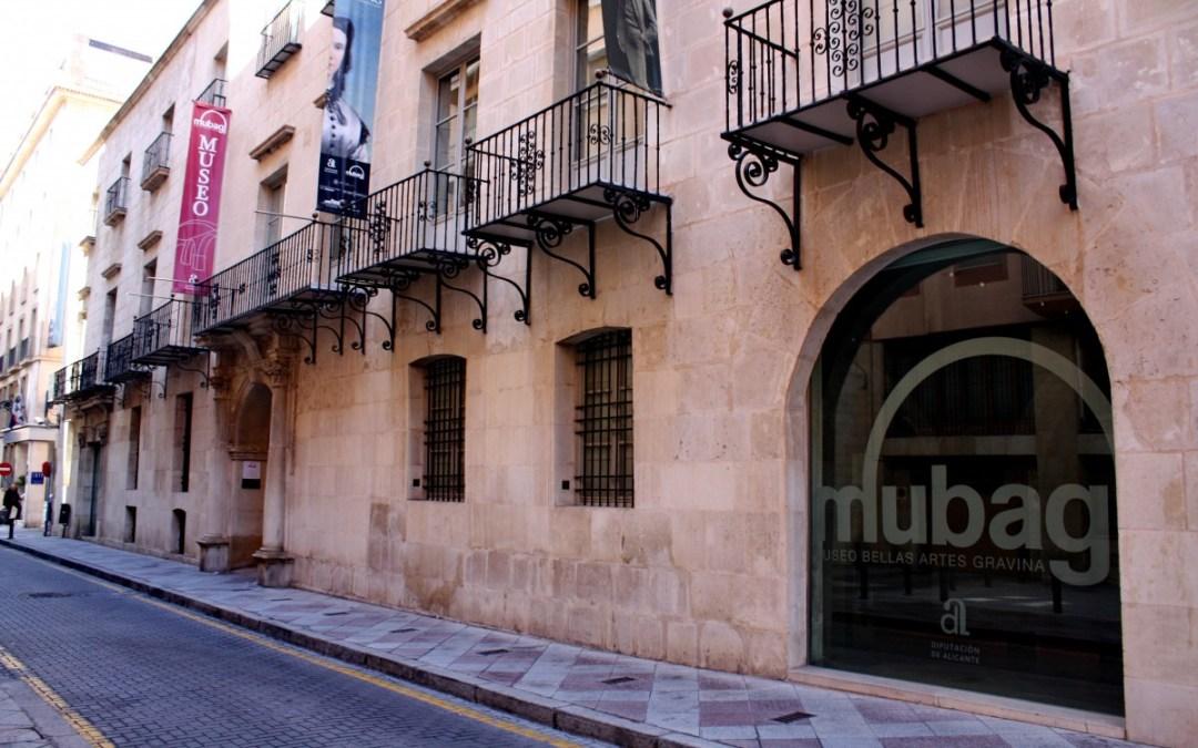 MUSEO DE BELLAS ARTES GRAVINA- MUBAG