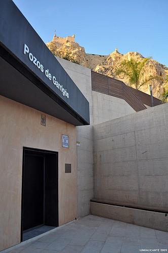 Musée de l'eau d'Alicante et Puits de Garrigós