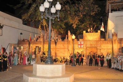 Moors and Christians Festivals/ Moros y Cristianos Alicante