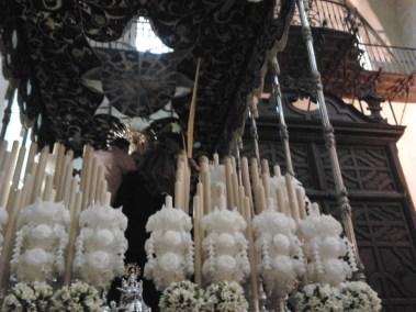 Cirios Virgen de los Dolores
