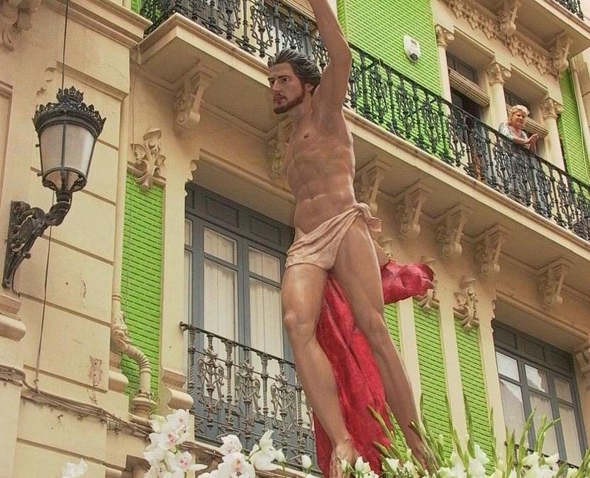 Domingo de Resurrección. La procesión más alegre de Alicante