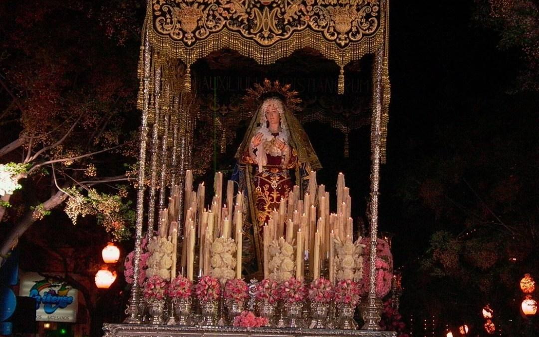 Jueves Santo en Alicante
