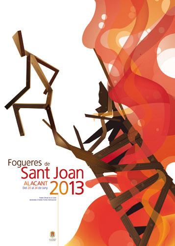 Programa Hogueras de San Juan 2013 Alicante