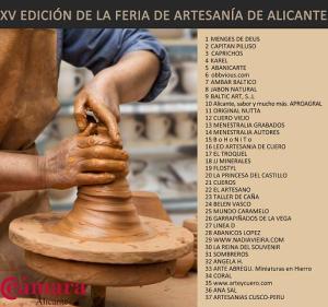 feria artesanía 2013