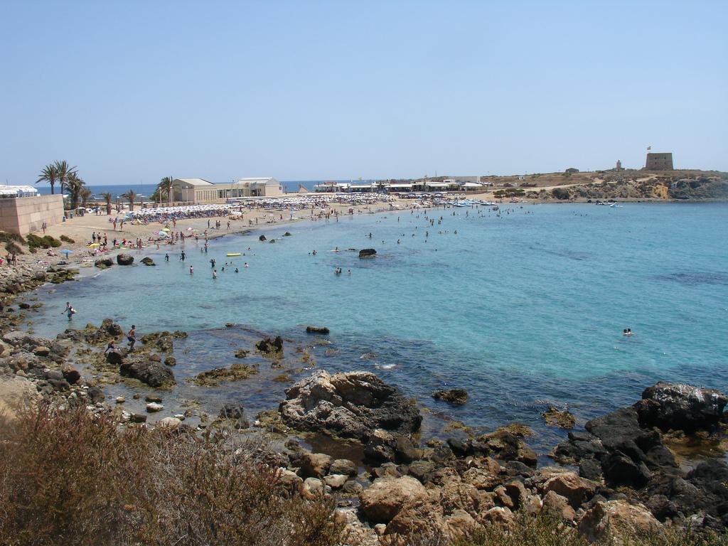 Isla de tabarca alicante alicante city beach - Alojamiento en isla de tabarca ...