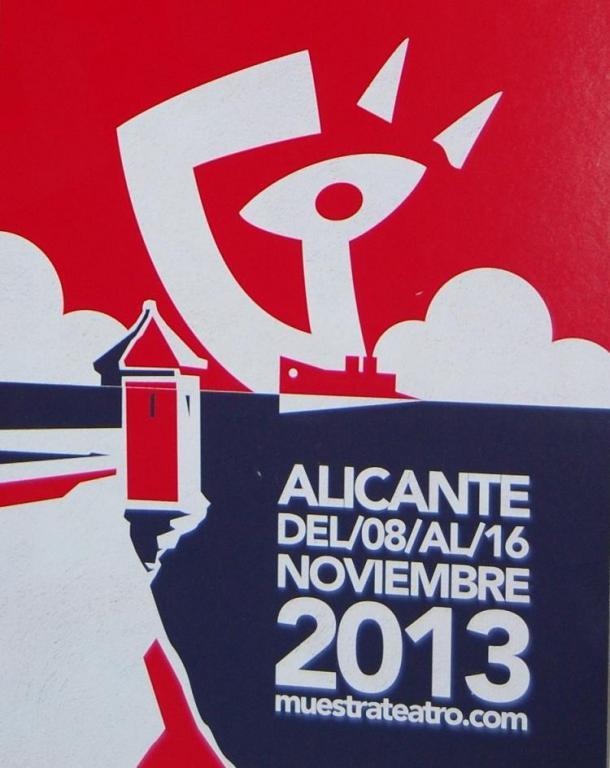 XXI Muestra de teatro de autores contemporáneos. Alicante