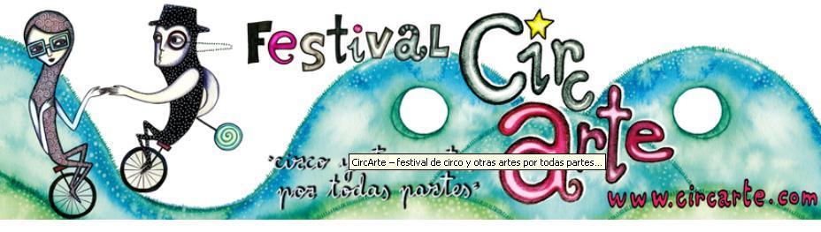 V Festival Internacional de Artes Escénicas CIRCARTE