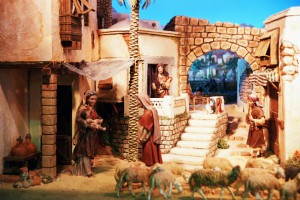 Navidad en Alicante. Belén