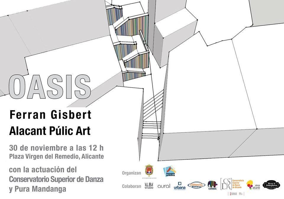 Inauguración Oficial del Mural Artístico Oasis