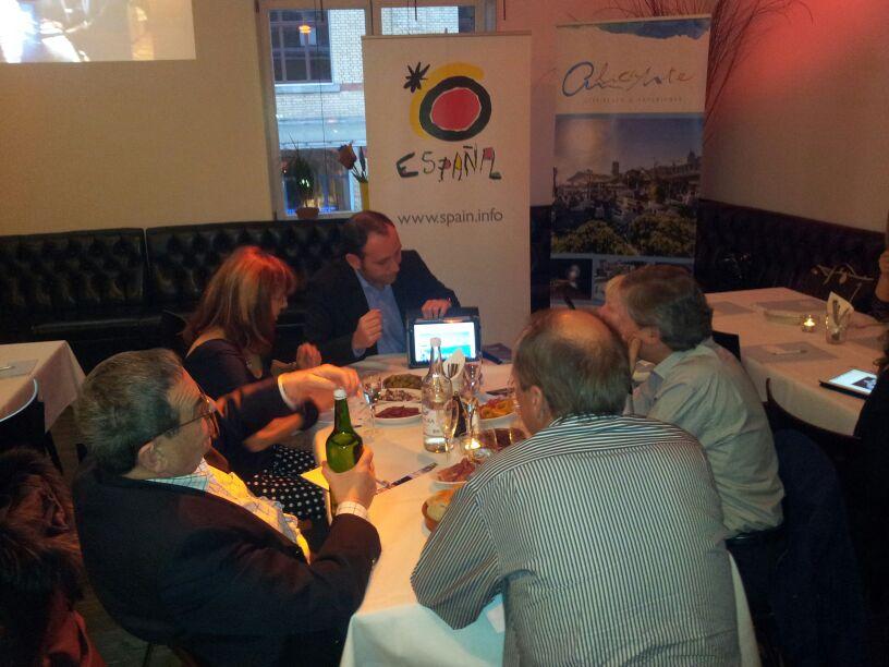 Alicante se promociona como destino turístico en Zurich